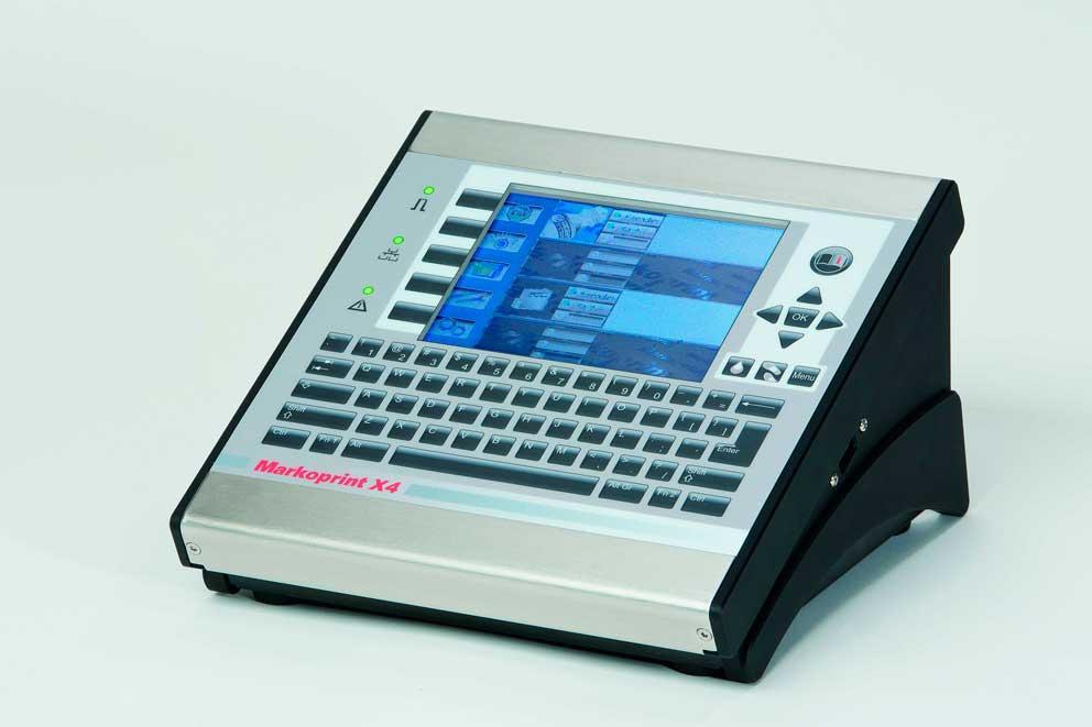 Markoprint-X4Jet-Touch-Druckcontroller